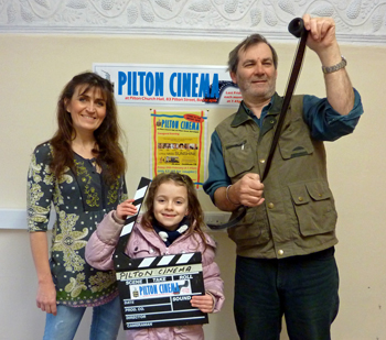 Pilton Cinema Launch